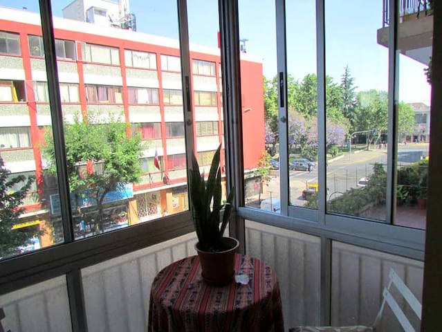 Apartment in Central Santiago,the best location - Santiago - Lejlighedskompleks