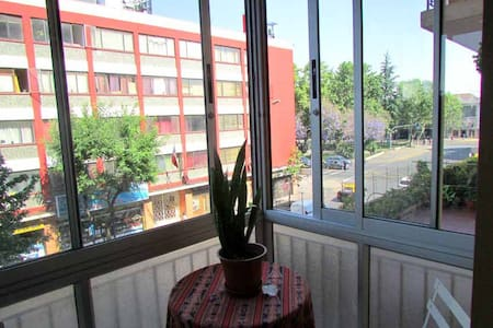 Apartment in Central Santiago,the best location - Santiago - Departamento