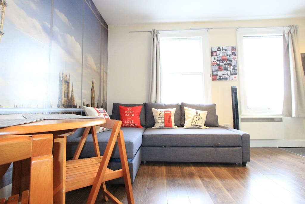 Cosy One Bed 3rd Floor Close To Marble Arch Apartments