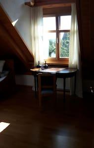Schönes Zimmer am See für Wochenend-Heimfahrer - Triboltingen