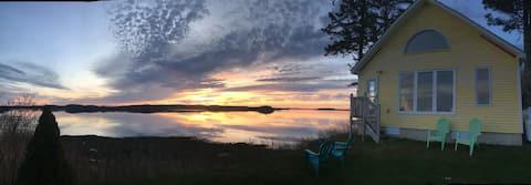 Cliffside Oceanfront Cottage