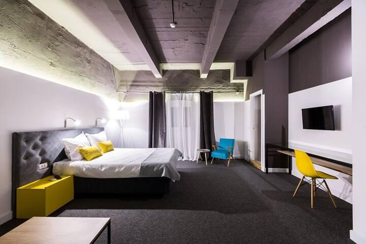 Bohemian suite 3