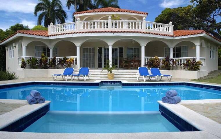 6 Bedroom Villa at Lifestyle Vacation Club - Puerto Plata - Villa