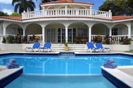 6 Bedroom Villa at Lifestyle Vacation Club - Puerto Plata - 别墅