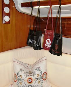 Bed and Breakfast in barca a vela, GRECALE - Portisco - Bed & Breakfast