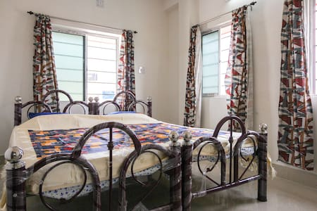 Penthouse with Kolkata view.Separate 1BHKflat .