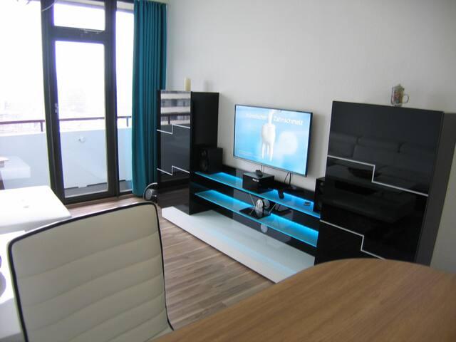 Luxury City-Apartment GREEN - Mülheim an der Ruhr - Apto. en complejo residencial