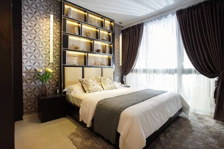 goodhome for stay, near city and Relax