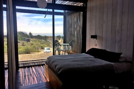 Suite Bed and Breakfast. Punta de Lobos - Pichilemu - Aamiaismajoitus