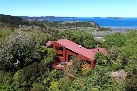 The Lodge at Barn By The Sea - Tawharanui Peninsula - Casa