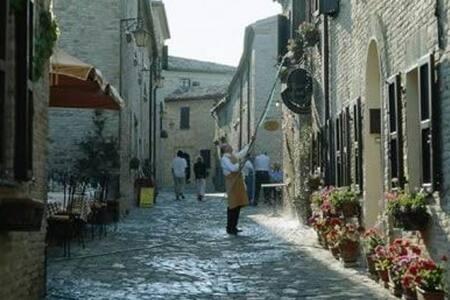 Residenza il Borgo - Montegridolfo - Квартира