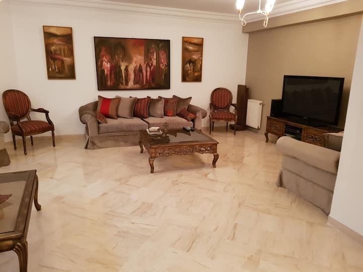 Très bel appartement cosy et agréable à la Marsa