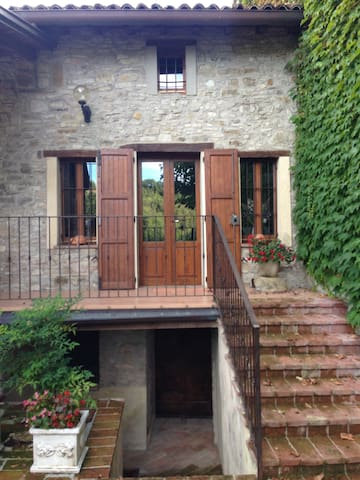 Countryside manor 30 km from Parma - Lesignano De' bagni - Casa