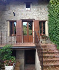 Countryside manor 30 km from Parma - Lesignano De' bagni - House