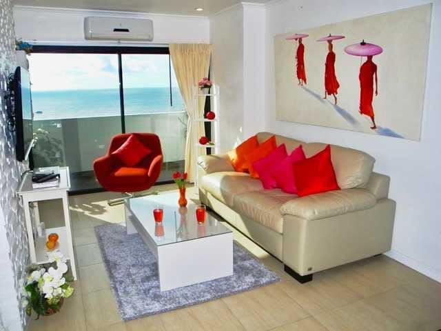 Amazing Seaview Apartment 100m to Patong Beach