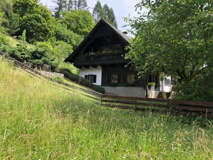 Typisches Kärntner Landhaus romantisch gelegen