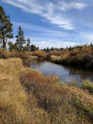 Little Deschutes River Cabin