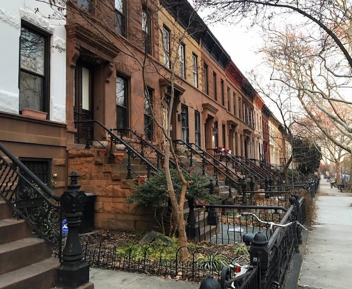 Gorgeous Brooklyn Brownstone