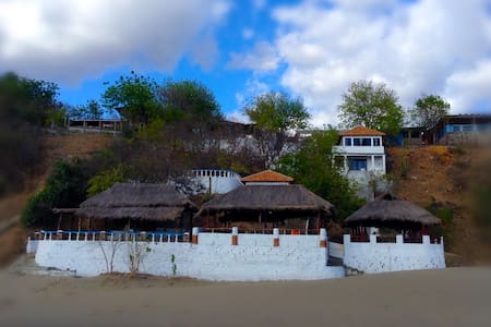 Cabana Victoria at Mar de Leche - Casares - Hostel