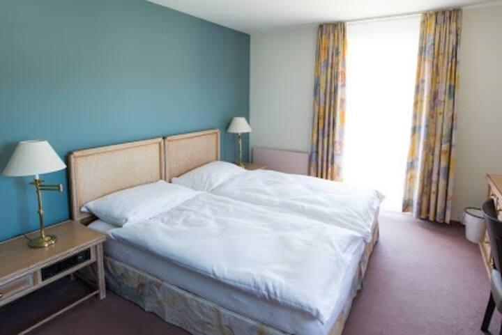 Doppelzimmer für 1 Person