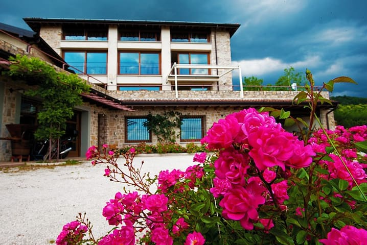Ideale per una fuga romantica - Chiuduno - Bed & Breakfast