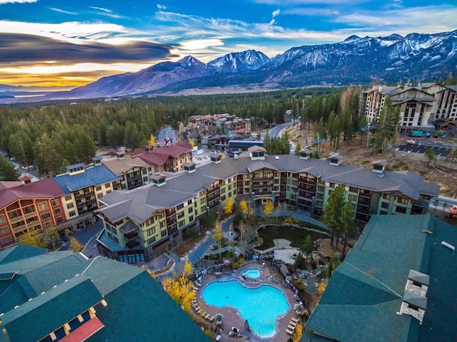 NEW Village Lodge 1BR w/500+ Reviews! Stunning...