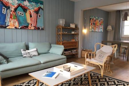 Maison cosy Wimereux proche plage - Wimereux - House