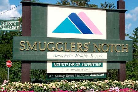 Smugglers' Notch 2Bd Wyndham Rental - Aug 6-13th - Cambridge