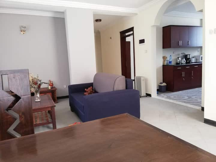 City center 3 bedroom apartment with WiFi