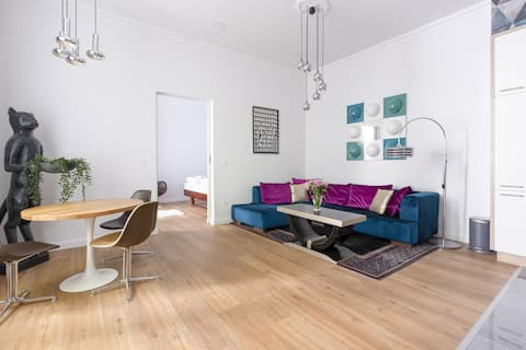 ♥Budapest Interior(52sqm) next to the Parliament♥