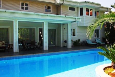 Beautiful Villa Blanc in Icmeler, Marmaris - İçmeler Belediyesi - 別荘