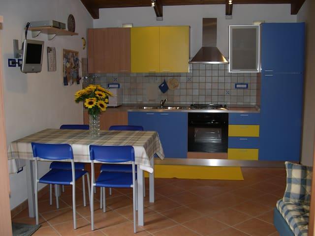 Cucina/soggiorno - Kitchen/living room