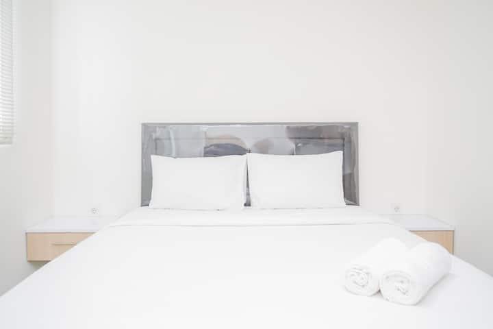 Comfy and Modern Studio Bintaro Icon Apartment
