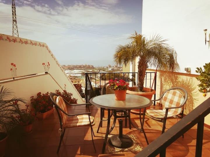 Casa con encanto en Torrox Costa