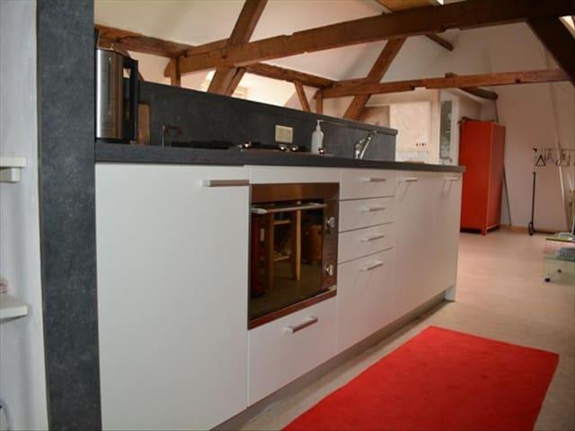 Sfeervol luxe appartement - Aardenburg - Apartment