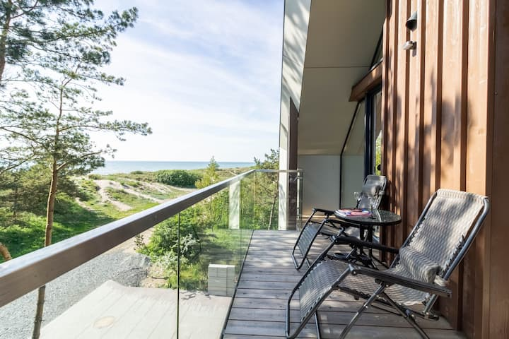 ⥣HolidayPlus Apartment With Sea View By Cohost⥣