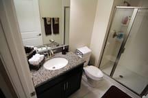 First full bathroom.