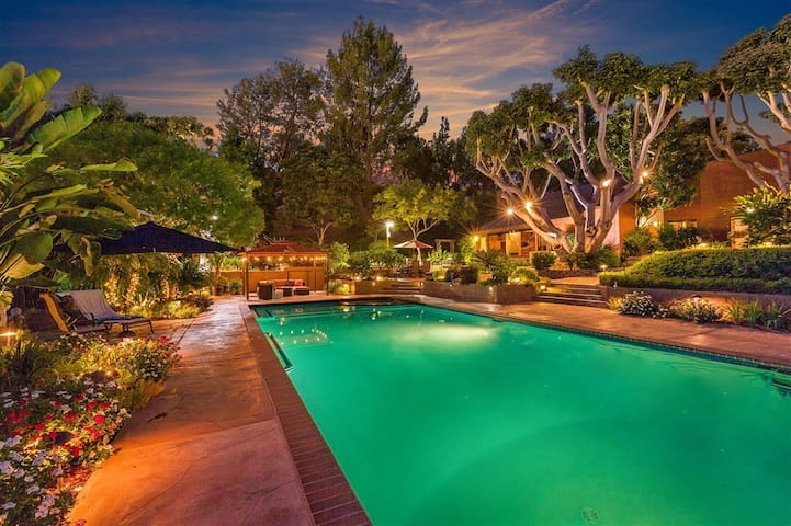 Large Gorgeous Estate in San Diego on 3.5 Acres