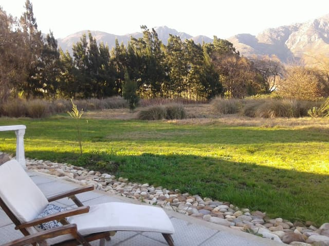 Franschhoek Willowstone | A Peaceful Retreat