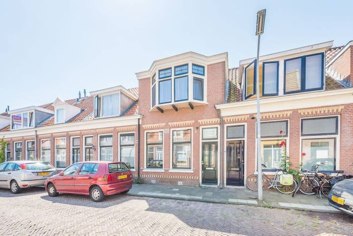 Large house close to Haarlem centre