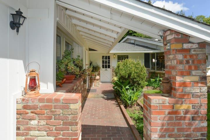 Garden View Room - Exterior Private Entry