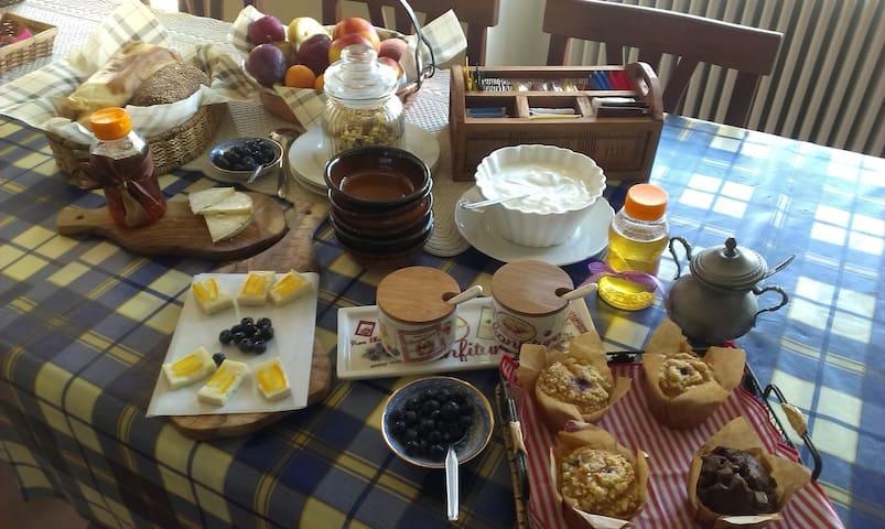 B&B LA FINESTRA SUL LAGO  - Pigra - Bed & Breakfast