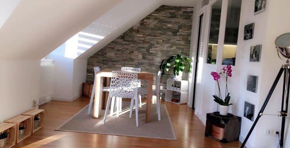 Bel appartement au cœur du vignoble - Scharrachbergheim-Irmstett