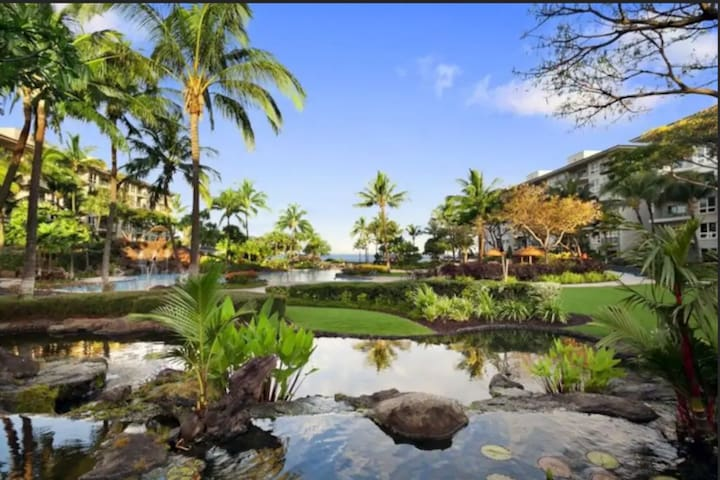 Westin Ka'anapali Luxury 1 BR Villa w Full Kitchen