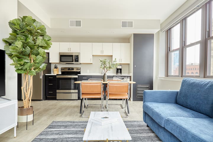 Sonder | The Randolph | Beautiful 2BR