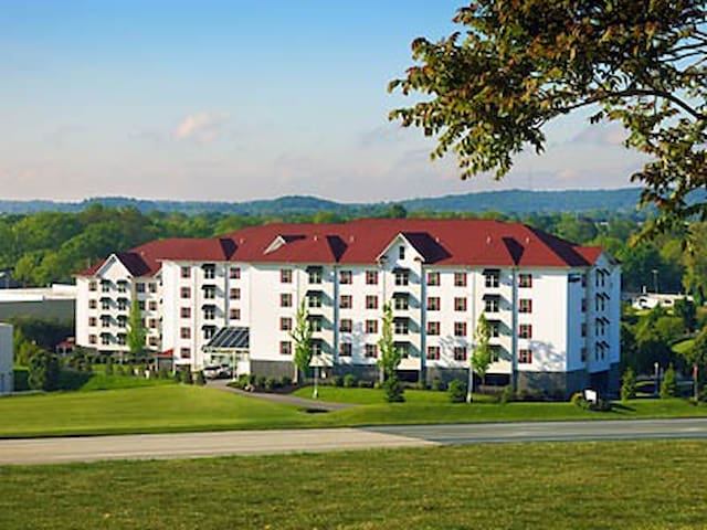 The Suites at Hershey: A+ Resort! - Hershey - Apto. en complejo residencial