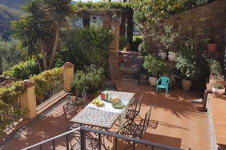 La Meridiana - Country Villa by Lucca & Viareggio - Miglianello - 度假屋