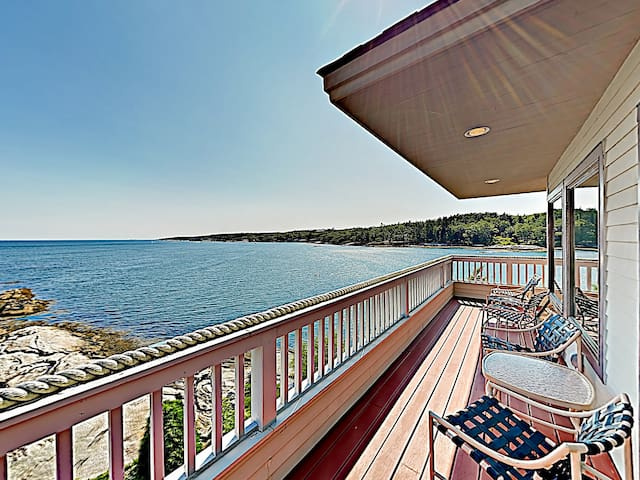 New Listing! Private Seaside Sanctuary w/ Elevator