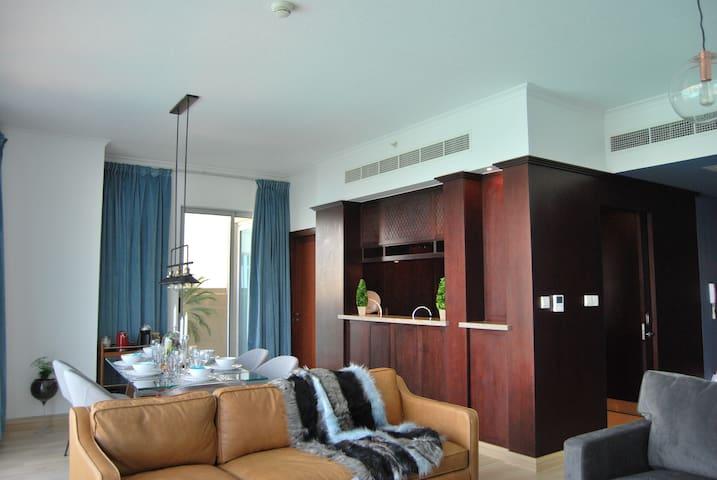 Downtown Dubai Apartment Burj Khalifa - Dubaj - Apartament