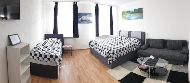 Neue Ferienwohnung im Zentrum Tribergs